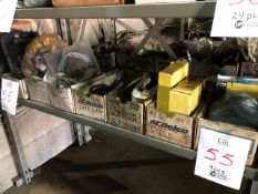 CAT & Volvo assorted parts, etc..., 7 boxes (Lot)