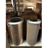 CTP & FRAM oil filters, 4 pcs