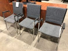 Visitor chairs, 3pcs (Lot)