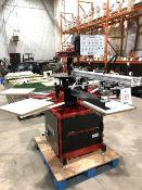 LAWSON Mini Trooper XL #AF125421216F.2 digital screen press,120V, 2A