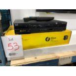 Explorer 4642HD high definition receiver