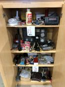 Assorted accessories, etc... (Lot)