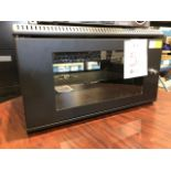 """Wall mount server cabinet, approx. 22""""x16""""x13"""""""