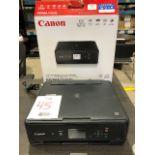 Canon Pixma TS5020 wireless printer, scanner, copier