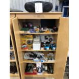Assorted office supplies, etc... (Lot)
