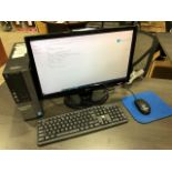 Dell i5vPro, 3.2 Ghz, 16GB RAM, 250GB SSD, monitor, keyboard, mouse