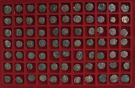 Konvolut77 römische Bronzemünzen. Ca. 2.-3. Jh. n. Chr..€ 100