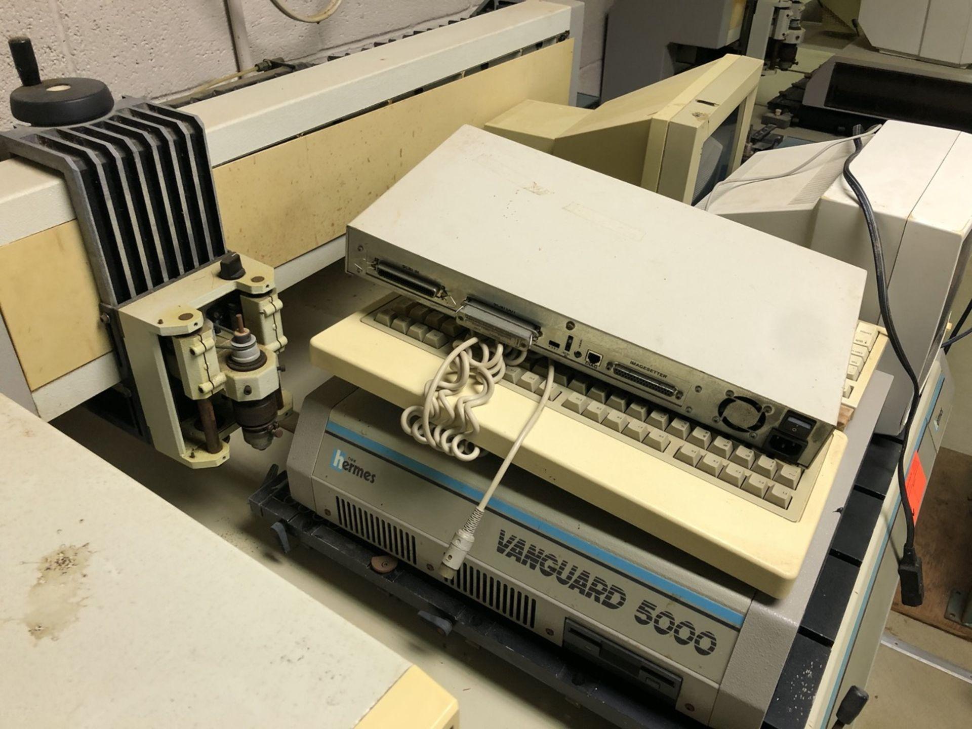 Lot 6 - Hermes Engraver w/ Vanguard 5000 (older unit)