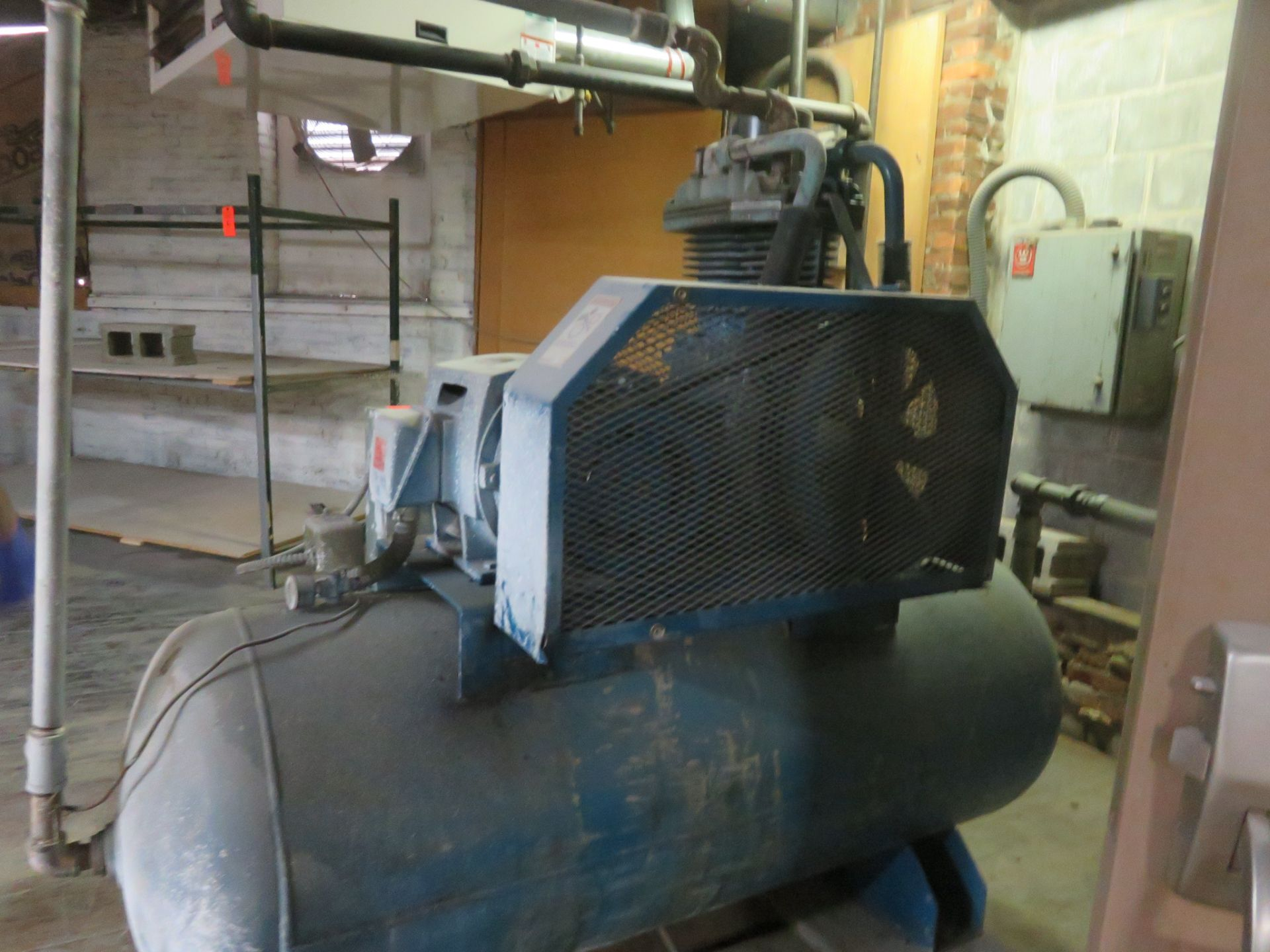 Quincy QE15 Air Compressor 15 HP Phase 3 230/460 Volt - Image 3 of 9