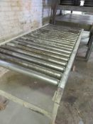 "Interlake Roller Conveyor Lot of 3 approx 56""x33""36"", 68""x33""x36"", 65.5"" x30""36"""