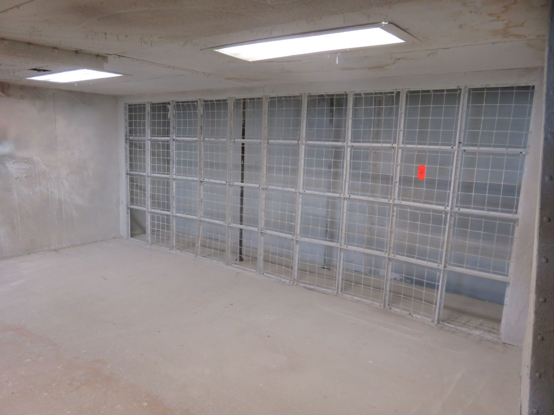 Global Finishing Systems Paint Booth approx 18' x 9' x 7' with a 6' Overhang