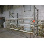 "Warehouse Pallet Racking 1 Section 96"" x 48""x 96"""