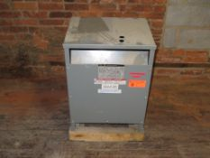 Square D 15KVA Insulated Transformer