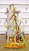 FILTRATION SYSTEMS MECHANICAL MFG. CORP. FILTER AND DIAPHRAGM PUMP.