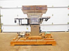 GARVENS SL2PM DUAL STATION CHECKWEIGHER. 300g MAX WEIGHT.
