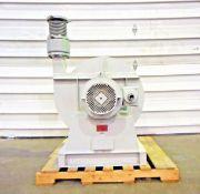 OKAMOTO TGKO-5 BLOWER. 15 HP. 3525 RPM. 424 FT3/MIN. 43-5/16 IN PRESS.