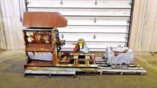 W.W. GRINDER CO. HAMMERMILL. 150 HP. 3450 RPM.