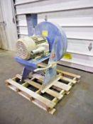 SPENCER 1010-SS/15 BLOWER. 15 HP. 3500 RPM. 1620 I CFM. 460 V. 60 HZ.