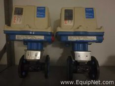Unused Lot of 2 Worcester Controls CPT Actuated 1 Inch Ball Valves