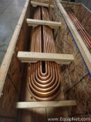Bell and Gossett SU104-2 Heat Exchanger Replacement Tube Bundle- Copper