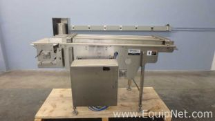 KleenLine Engineered Stainless Steel Conveyor Designed for Full Washdown