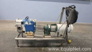 Wright Flow Technologies Ltd 1300 Positive Displacement Pump
