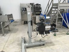 ITW Diagraph PA/6000 Pallet Labeler System