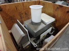 Loma SLFF 5 Free Fall Powder Free Flowing Material Metal Detector