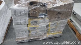 Lot of 1 Pallet With Assorted Janitorial Supplies