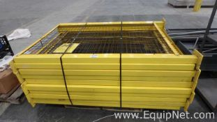 Lot of 1 Pallet Safety Guard