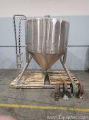 DCI 450 Gallon Portable Tank