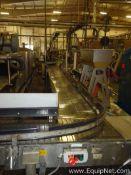 Approx 48 Feet Stainless Steel Tabletop Conveyor