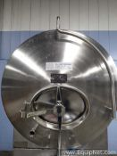 Specific Mechanical 341 Gallon Stainless Steel Brewing Tank