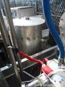 Approx 50 Gallon Stainless Steel Tank