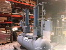 Algas SDI Sam Dick Industries Air/Gas Mixing Station Explosion Proof