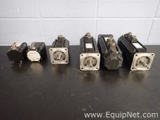 Lot of 6 Servo Motors