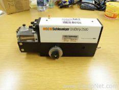 Unused Schleuniger UniStrip 2500 Pneumatic Wire Stripper