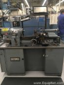 Hardinge HLV-H Precision Toolroom Lathe