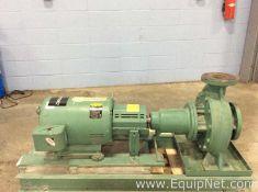Taco Systems F12513EJAJ2L0AB1944D End Suction Centrifugal Pump