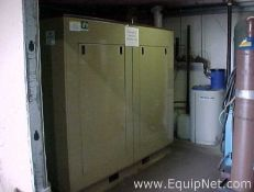 Curtis CDA Air Compressor 125HP 175PSI 440CFM with Van Air Dryer and Oil and Water Cleaning System