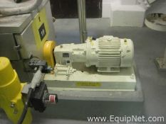 Waukesha 5040 Coball Mill Positive Displacement Feed Pump Number 1