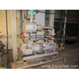 Busch NC 0300 B L06 XXVJ Vacuum Pump Skid