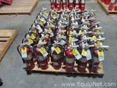 Lot of 52 ABC 20lbs Fire Extinguishers