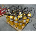 Lot of 24 Combustible Metals D Fire Extinguishers