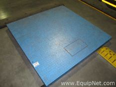 Avery Weigh Tronix 10,000 Pound Floor Scale