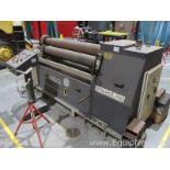 ColeTuve PRH-5-210 Hydraulic 3 Rolls Plate Bending Machine