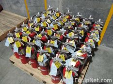 Lot of 47 ABC 20lbs Fire Extinguishers