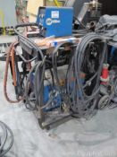 Miller XMT 456 CC/CV with S-74 MPa Plus Wire Feeder
