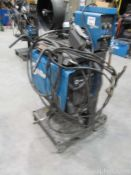 Miller XMT 450 CC/CV with S-74 MPa Plus Wire Feeder