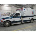 2000 Ford Wheeled Coach Ambulance